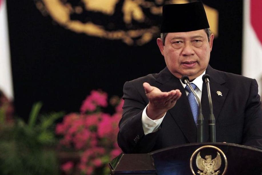 印尼前任总统苏西洛<br>