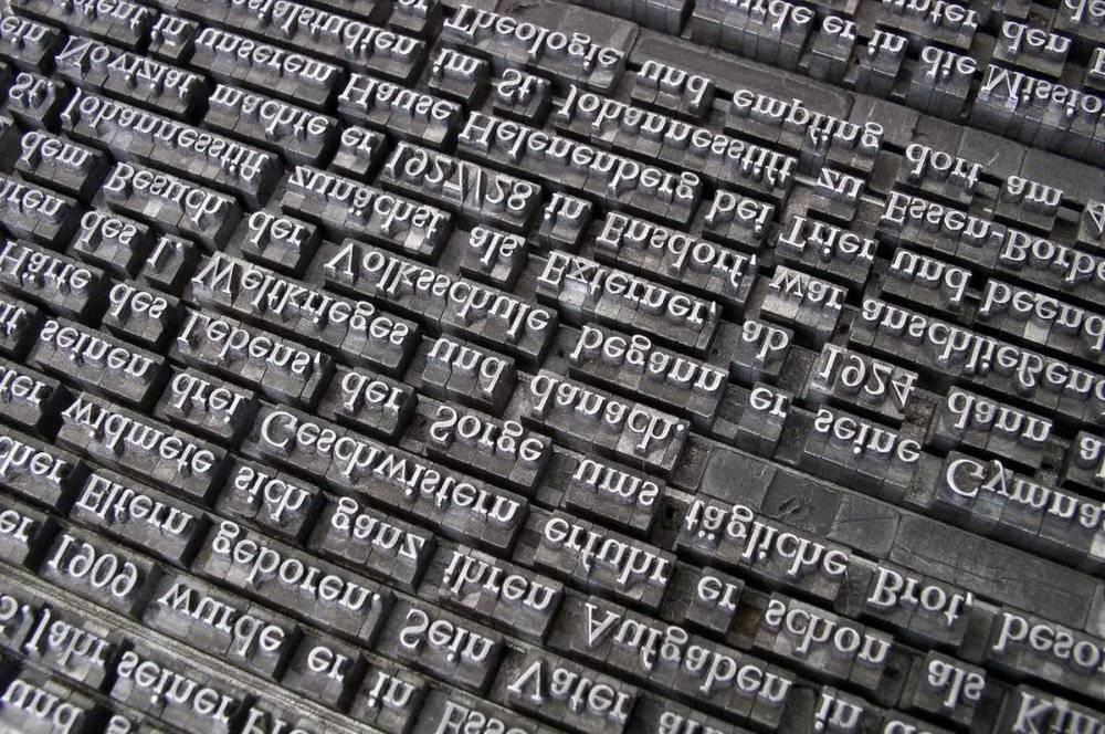 印刷术推动了西方文明的发展<br>