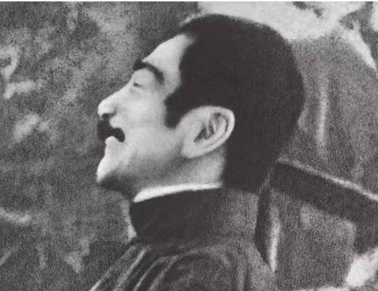 图为鲁迅,摄影:沙飞;1936年10月8日摄<br label=图片备注 class=text-img-note>